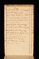 Account book, page 23