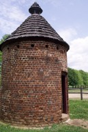 Shirley Plantation, Charles City County, VA, dovecote