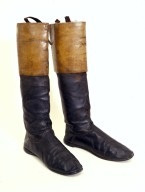 Jefferson's riding boots