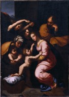 Depiction of the Holy Family