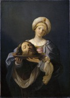 Salome Bearing the Head of St. John