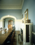 Monticello, Dining Room and dumbwaiter