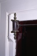 Monticello, South west parlor door, automatic opener