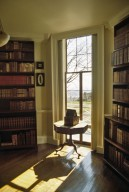 Monticello, Library, rent table, full sunlight