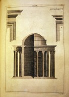 Temple of Vesta, Book IV, plate XXXIX
