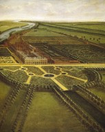 Hampton Court after 1660 Restoration