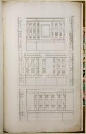 Rules for drawing the several parts of architecture, plate 62