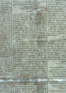 "Callendar, J. T. , essay ""The President""; The recorder [Richmond] Vol. 2, no. 61 (September 1, 1802), page 1, detail"
