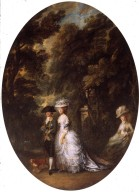 Henry, Duke of Cumberland with the Duchess of Cumberland and Lady Elizabeth Luttrell