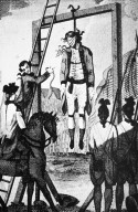 Execution of Major Andre