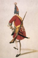 1st Regiment of the Foot Guards, Throw your grenade