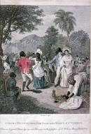 A Negro Festival drawn from Nature in the Island of St. Vincent