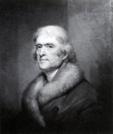 Thomas Jefferson, by Peale