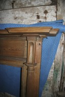 Mantel possibly made by Dinsmore