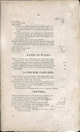 House carpenters' book of prices and rules, excerpt