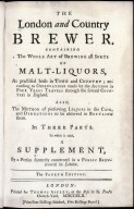 London and Country Brewer