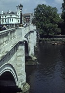 Richmond Bridge, Thames River