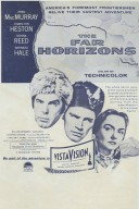 """The Far Horizons,"" Movie flyer"