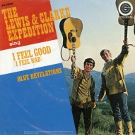 Lewis and Clarke Expedition sing, cover