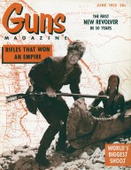 Guns Magazine, cover