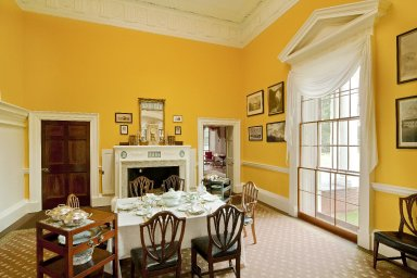 Monticello, Dining Room