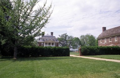Shirley Plantation, Charles City County, VA, exterior