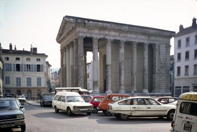 Temple of Augustus and Livia, Vienne