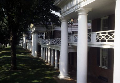 Pavilion I and Colonnades