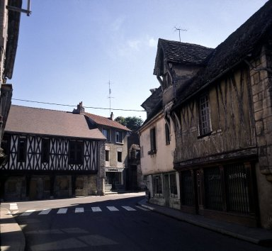 Villeaux, between Cusy-les-Forges and Dijon