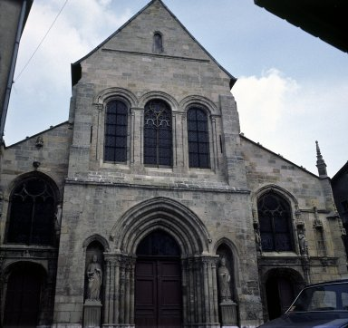 St. Alpin Eglise, Chalons-sur-Marne