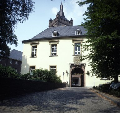Schloss Gate and Tower of Kleve, Kleve