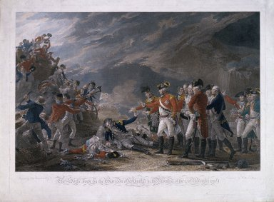 Sortie Made by the Garrison of Gibraltar in the Morning of 27 November 1781