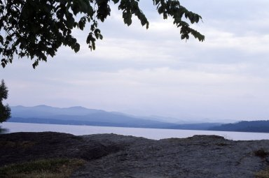 (Fort Ticonderoga, Fort William Henry, Southern Lake Champlain)