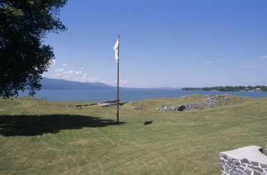 (Crown Point and Chimney Point, Vermont)