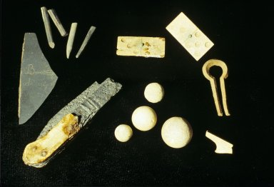 Artifacts from Monticello
