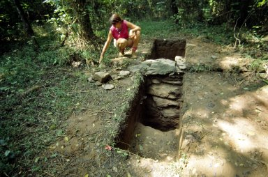 Shadwell, archeaology at mill sites