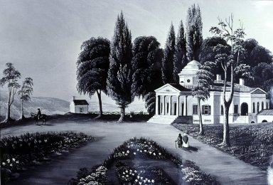 Monticello, drawing