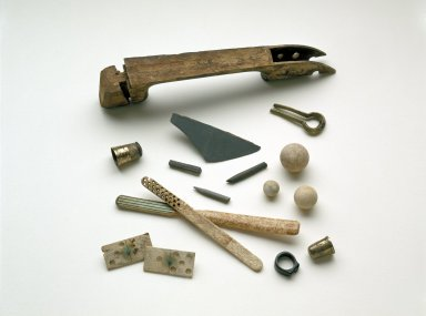 Monticello artifacts