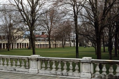 University of Virginia, The Lawn