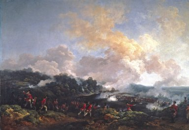 Warley Camp, 1778: The Mock Attack