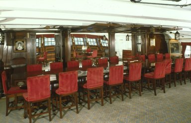 H. M. S Victory, Great Cabin