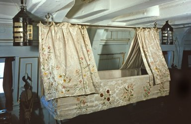 H. M. S Victory, Nelson's Cot