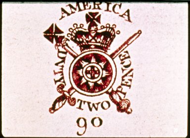 Two Pence seal