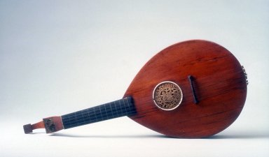 Cittern, or English Guitar