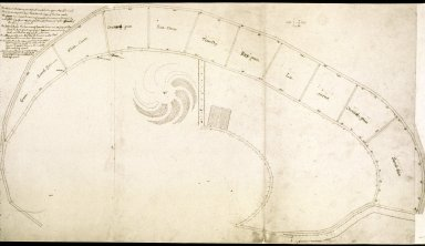 Jefferson's plan for ferme ornee