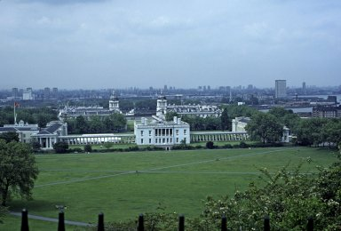 Queen's House and Royal Naval Hospital, Greenwich