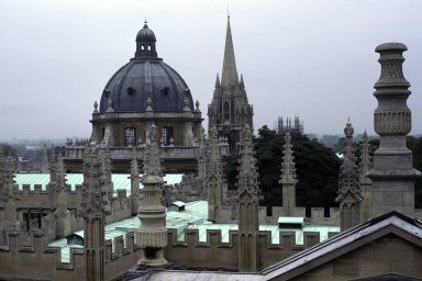 Rooftops, Oxford