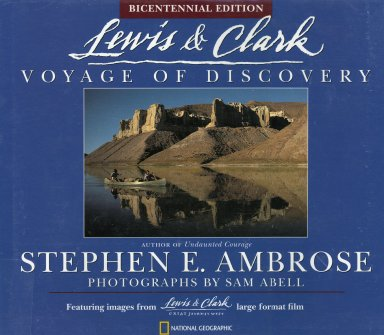 Lewis & Clark: Voyage of Discovery, cover