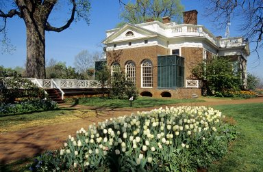 Monticello, South Front
