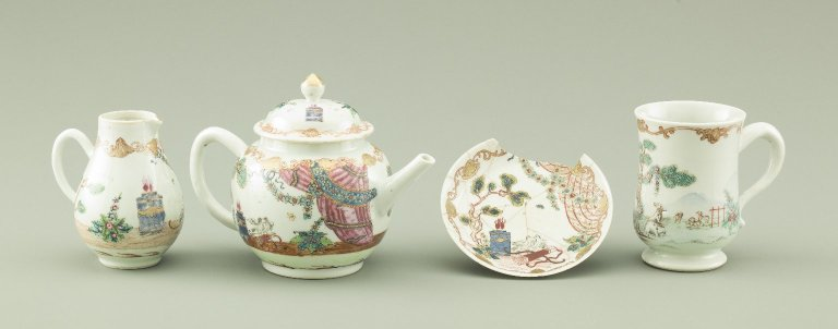Chinese porcelain, Group A